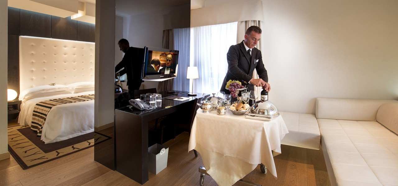 Room Service Catering