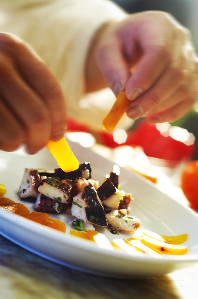 Cena Gourmet nel nostro Ristorante La Scala!
